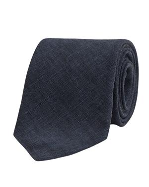 Corbata azul